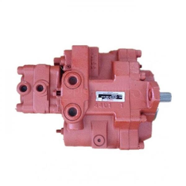 NACHI IPH-56B-40-125-LT-11 Double IP Pump #1 image